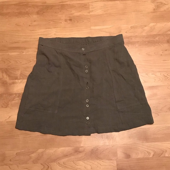 Universal Thread Dresses & Skirts - Army Green Skirt